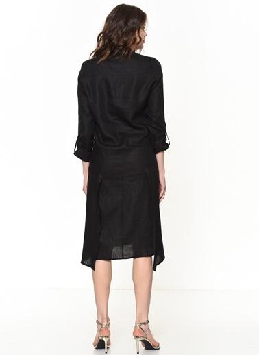 Si Design Elbise Siyah